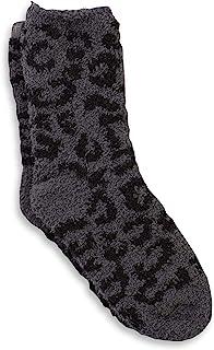 Barefoot Dreams CozyChic 青少年赤脚野袜,靴子袜子毛绒袜子