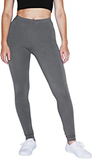 American Apparel 女式棉氨纶针织打底裤