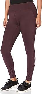 Salomon 萨洛蒙 女士 紧身裤 瑜伽裤 AGILE LONG TIGHT W L40432100 灰黑色