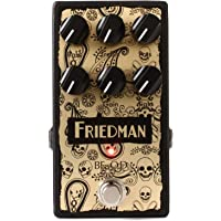 Friedman BE-OD 棕色*超速踏板 (限量版工匠版)