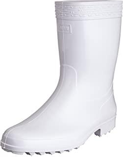 [ASAHI] 绅士长靴 *靴子 高强度绅士 白色