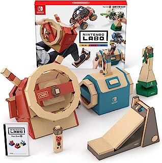 Nintendo 任天堂 Nintendo Labo Toy-Con 03: 驱动套装 - Switch