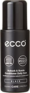 ECCO 男式黑色麂皮空调系统