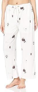 Gelato pique 假饵图案长裤 PWCP204207 女士
