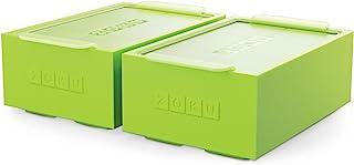 Zoku 6分格巨型冰块模具组合(2只装)