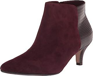 Clarks 女士及踝短靴