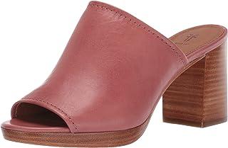 FRYE 女士 Blake Mule 高跟凉鞋