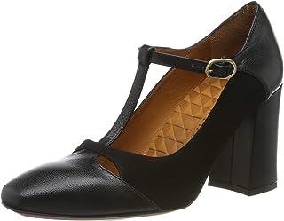 Chie Mihara 女士 Ventura T 型高跟鞋