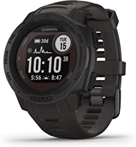 Garmin 佳明 Instinct耐用的户外智能手表,内置运动应用程序和健康监控
