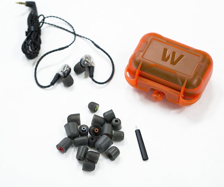 入门发烧级动铁:威士顿 UM Pro 20 双单元动铁 入耳式耳机 1145元直邮到手(京东旗舰店2199元) 买手党-买手聚集的地方