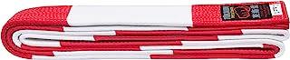空手道腰带,东海道,棉质,条纹,红色/白色