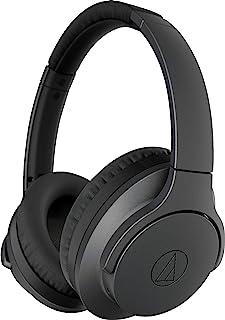 Audio-Technica 铁三角 ATH-ANC700BTBK 无线降噪耳机 黑色