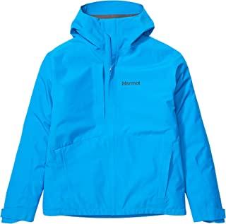 Marmot 男士极简主义轻质防水防雨外套,采用GORE-TEX和PACLITE技术