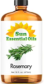 Best Rosemary Oil - 100% Pure Rosemary Essential Oil 16oz 16.00
