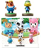 amiibo Animal Crossing系列3件套Amiibo - Nintendo Switch Resetti…