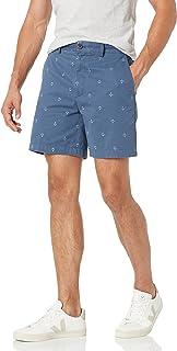 Amazon Essentials 经典款 7 英寸印花短裤