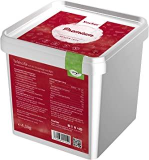 Xucker Permium 4.5千克 低卡路里代糖 木糖醇 - 樺樹糖 - 來自芬蘭- 純素、不含麥麩、可持續、不傷害牙齒。