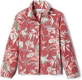 Columbia Little Girls' Benton Springs II Printed Fleece Jacket