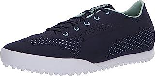 PUMA 女士 Monolite Cat 工程网眼高尔夫鞋