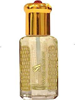 Vesper 12mL | 手工手工制作香水油香水,适合男士和女士| 传统阿塔尔风格古龙水 | Perfumer 瑞士阿拉伯乌木出品 | 礼物/派对礼品 | 身体油
