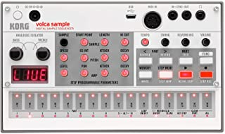 KORG volca 样品 - 数字样本序列器合成器
