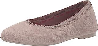Skechers Cleo-Concertina-Ruffled Collar Skimmer 女士芭蕾平底鞋