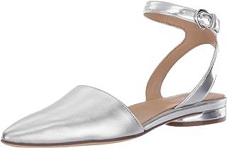 Naturalizer 女式 Hartley 露跟玛丽珍平底鞋
