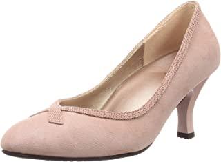 Success Walk 浅口鞋 圆头 鞋跟7厘米 E 山羊皮革 WIN375 女士