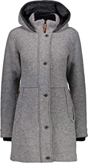 CMP 女士羊毛大衣夹克