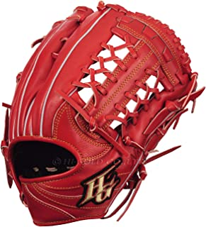 HI-GOLD(海金)软式棒球手套己极(负重)系列 外野手用 OKG-6508 右投 LH SR橙色