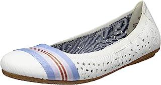 Rieker 女士春季/夏季 41469 浅口芭蕾舞鞋