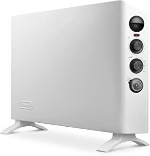 De Longhi 德龙- 型号 HSX3320FTS - 超薄设计的电热对流器,白色