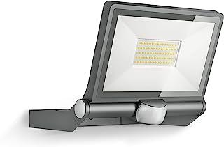 Steinel LED 户外射灯 XLED ONE XL 传感器 煤黑色 180° 运动探测器 43.5 W 4400 流明 3000 K 铝 适用于上车、庭院和花园 065263