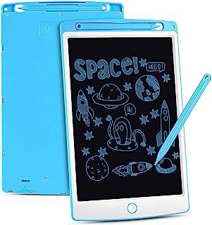 WOW Tastic W93480 LCD 绘图 10 英寸儿童学习平板电脑 - 蓝色