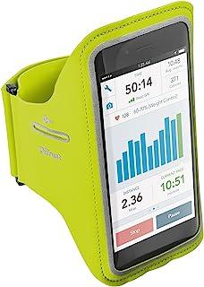Trust Urban Bracus 运动臂带 适用于 iPhone6/6S - 绿黄色
