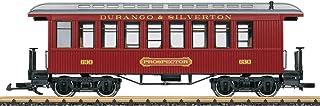 LGB L36820 模型铁路车厢,彩色