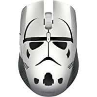 Razer Atheris Stormtrooper Ed 符合人体工学的游戏鼠标,具有350小时的电池寿命,7200…