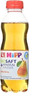 HiPP 喜宝 Bio 早采梨味矿泉水 适用于4月以上婴儿,6瓶装(6 x 500ml)