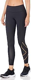 2XU 女式 MCS 交叉训练中腰压缩紧身裤 Wa5367b