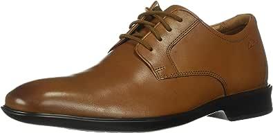 Clarks 男士Bensley系带牛津鞋