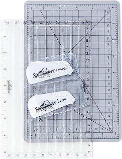 Spellbinders 快速修剪热箔和切纸工具,透明