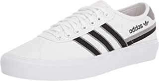 Adidas ORIGINALS 儿童 superstar 运动鞋 White/Core White/White 1 Big Kid