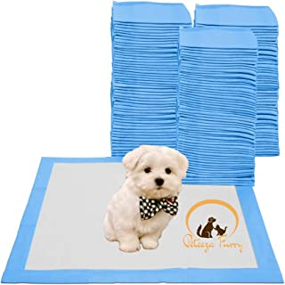 Peteeza Furry 狗狗训练垫,速干小狗垫,宠物训练垫*吸水尿垫,狗垫(中号(23.6 x 17.7 英寸)