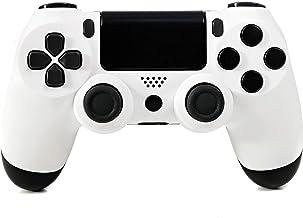 DualShock 4 无线控制器适用于 PlayStation 4 - 软触摸 PS4 遥控器 - 为长时间游戏会议增加手柄 - 多种颜色可选PS4 Controller