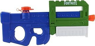 Nerf Super Soaker Fortnite Compact SMG 水枪 - 水泵动作水流乐趣 - 适合青年、青少年、成人
