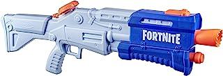 SUPERSOAKER Fortnite TS-R Nerf Super Soaker 水枪玩具 - 泵动动作 - 容量1升 - 适合儿童、青少年和成人