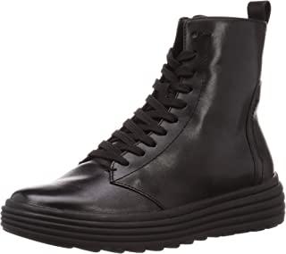 Geox 女式 D Phaolae 机车靴
