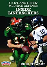 Championship Productions Rick Stewart:4-2-5 Gang Green Multiple Defense:Inside Linebackers DVD