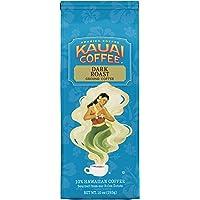 Kauai Ground Coffee, Koloa Estate Dark Roast–100% Premium Gr…