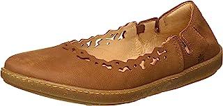 El Naturalista 女士 N5308 Pleasant Wood/oral 浅口芭蕾舞鞋